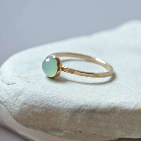 Turquoise Essential Energy Ring - Healing