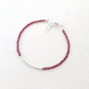 Essential Energy Bracelet - Hessonite Garnet