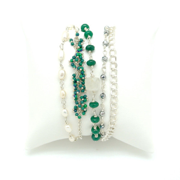 Wrap Bracelet- Michigan State