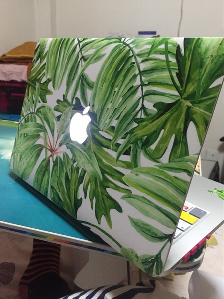 Summer Tropical Macbook sticker skin cover