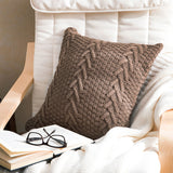 "BOHO Cushion Cover Macrame Decorative Throw Pillow Case  18"" x 18"" 45cm x 45cm - CaseCarnival- Cushion Covers"