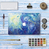 Macbook Skin Decal Sticker - Night - CaseCarnival- Macbook Decal Sticker