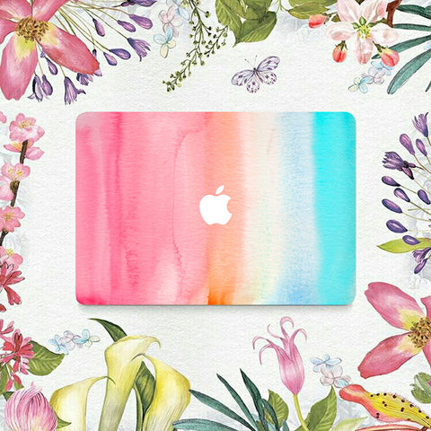 Macbook Skin Decal Sticker - Mist Painting - CaseCarnival