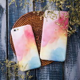 Watercolor Mist Phone Case Cover for iPhone 5/5s, iPhone 6/6s , iPhone 6/6s Plus - CaseCarnival- Design Cases
