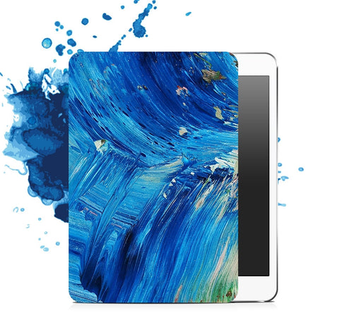 Watercolor Print iPad Case Cover - CaseCarnival- iPad Design Cases
