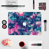 Macbook Skin Decal Sticker -  Mist Floral - CaseCarnival