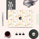 Macbook Skin Decal Sticker - Flamingo - CaseCarnival- Macbook Decal Sticker