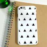 Triangle Pattern Case Cover for iPhone 5/5s, iPhone 6/6s , iPhone 6/6s Plus