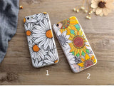 Apple iPhone 6/6s and Plus Case - Sunflower - CaseCarnival- Design Cases