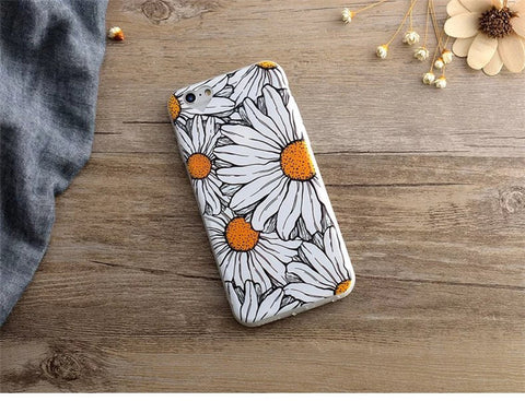 Apple iPhone 6/6s and Plus Case - Sunflower