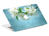 Macbook Skin Decal Sticker - Ewha Pear Blossom Flowers