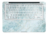 Macbook Skin Decal Sticker - Icy Marble - CaseCarnival