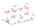 Macbook Skin Decal Sticker - Unicorn - CaseCarnival- Macbook Decal Sticker