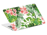 Macbook Skin Decal Sticker - Floral Tropical Leaves