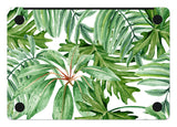 Macbook Skin Decal Sticker - Tropical Leaves - CaseCarnival- Macbook Decal Sticker