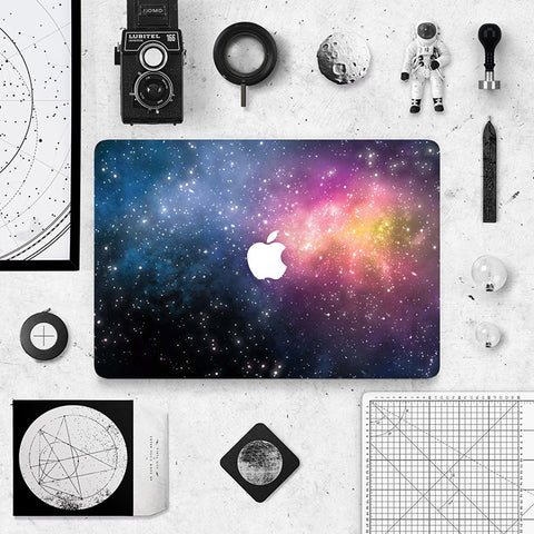 Macbook Skin Decal Sticker - Deep Space - CaseCarnival- Macbook Decal Sticker