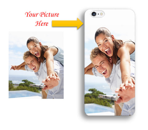 Custom TPU Case for for Apple iPhone, Samsung Galaxy, LG, HTC, SONY - CaseCarnival