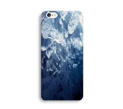 Glacier Ice Phone Case for Apple iPhone, Samsung Galaxy, LG, HTC, SONY - CaseCarnival- Design Cases