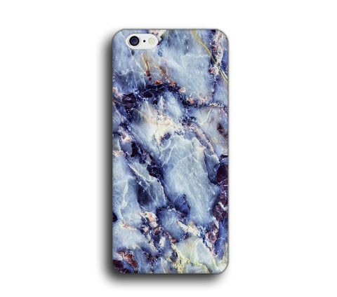 Icy Marble Print Phone Cases for Apple iPhone, Samsung Galaxy, LG - CaseCarnival