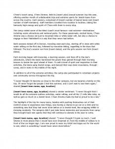 CTeen Extreme post camp press release_Page_1