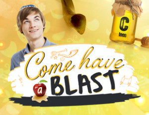 Come have a blast banner 310 x 240