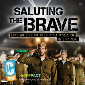 Salute the brave_ poster