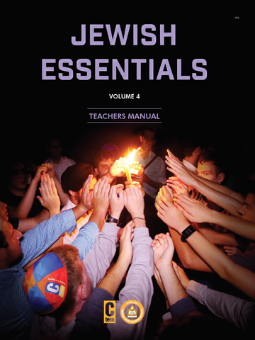 Jewish Essentials Book 4