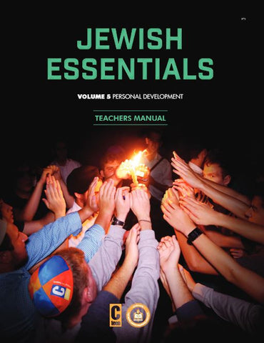 Jewish Essentials Book 5: Personal Development