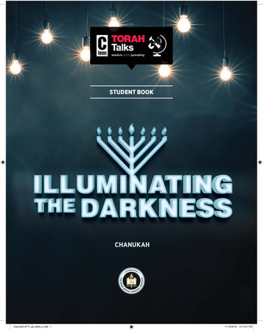 JLI Holiday Series - Chanukah (Teacher Edition) - Illuminating the Darkness