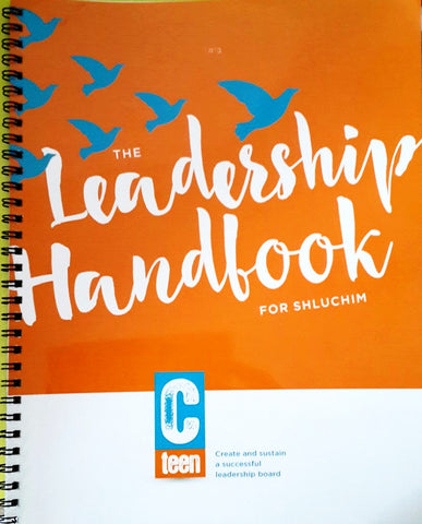 Leadership Handbook for Shluchim