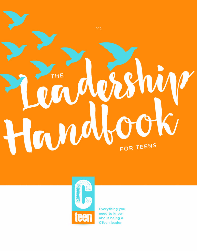 Leadership Handbook for Teens