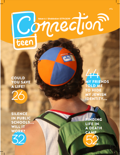 CTeen Connection Magazine 5779