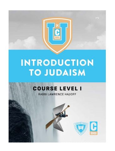 CTeen U Introduction to Judaism- Teacher's Guide