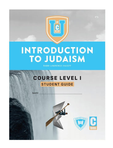 CTeen U Introduction to Judaism- Student Guide