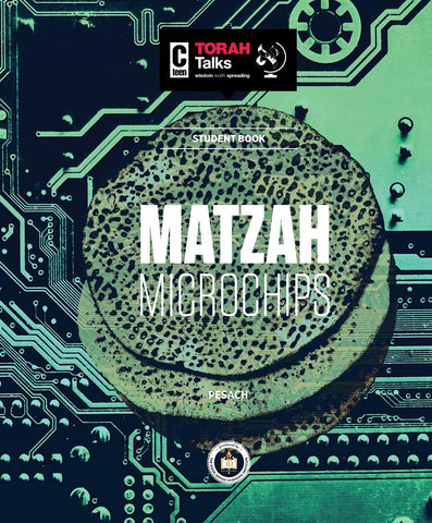 JLI Holiday Series - Pesach (Student Edition) - Matzah Microchips