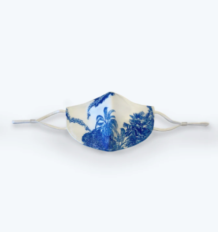 Chinoiserie Mask