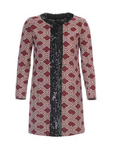 Alhambra lightweight cocktail coat