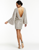 Anita Cowl Back Dress