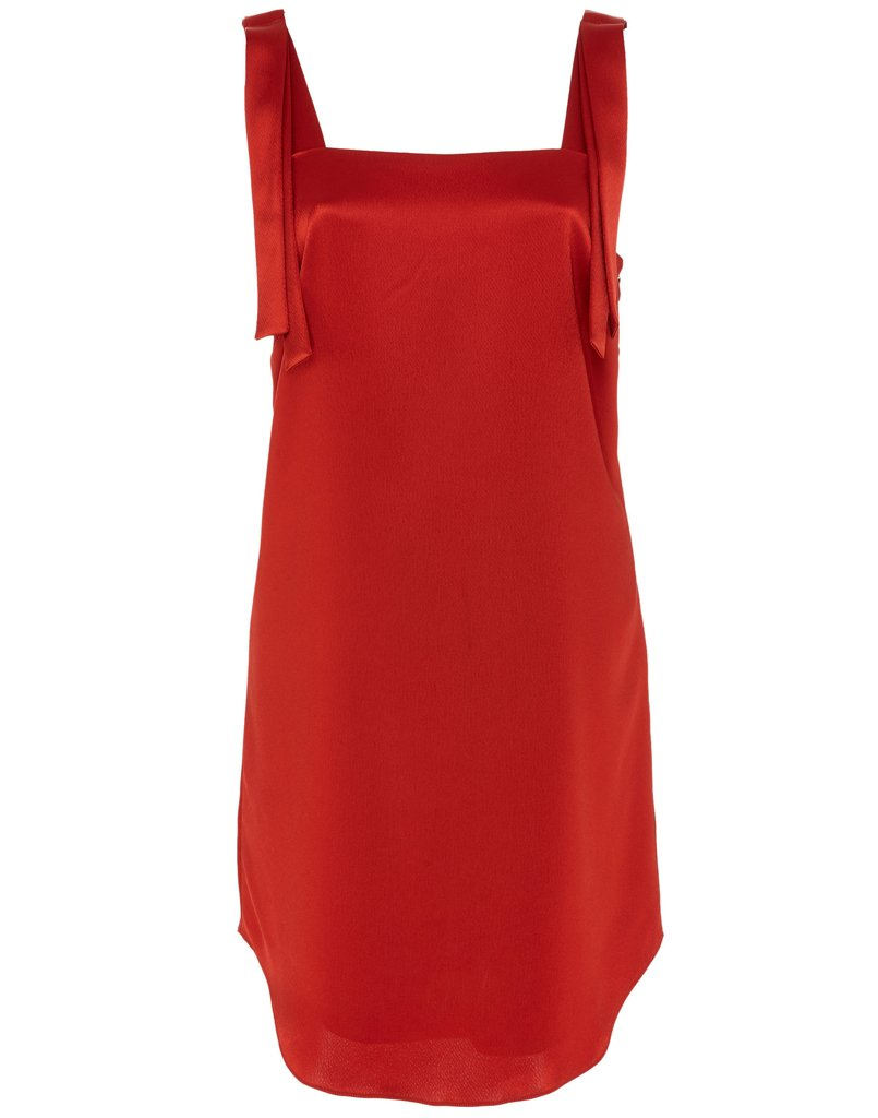 Ines Bow Tie Tank Dress