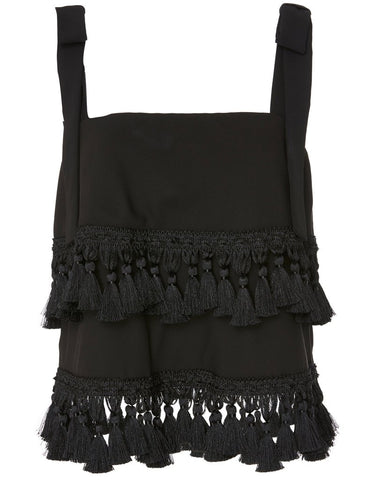 Marguerite Ruffle Top