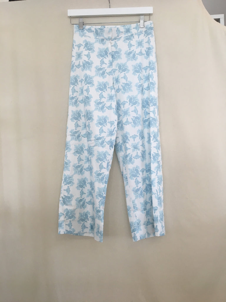 SAMPLE MALAGA PANT IN WATER LILY