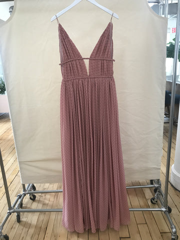 Alessandra Hi Low Gown