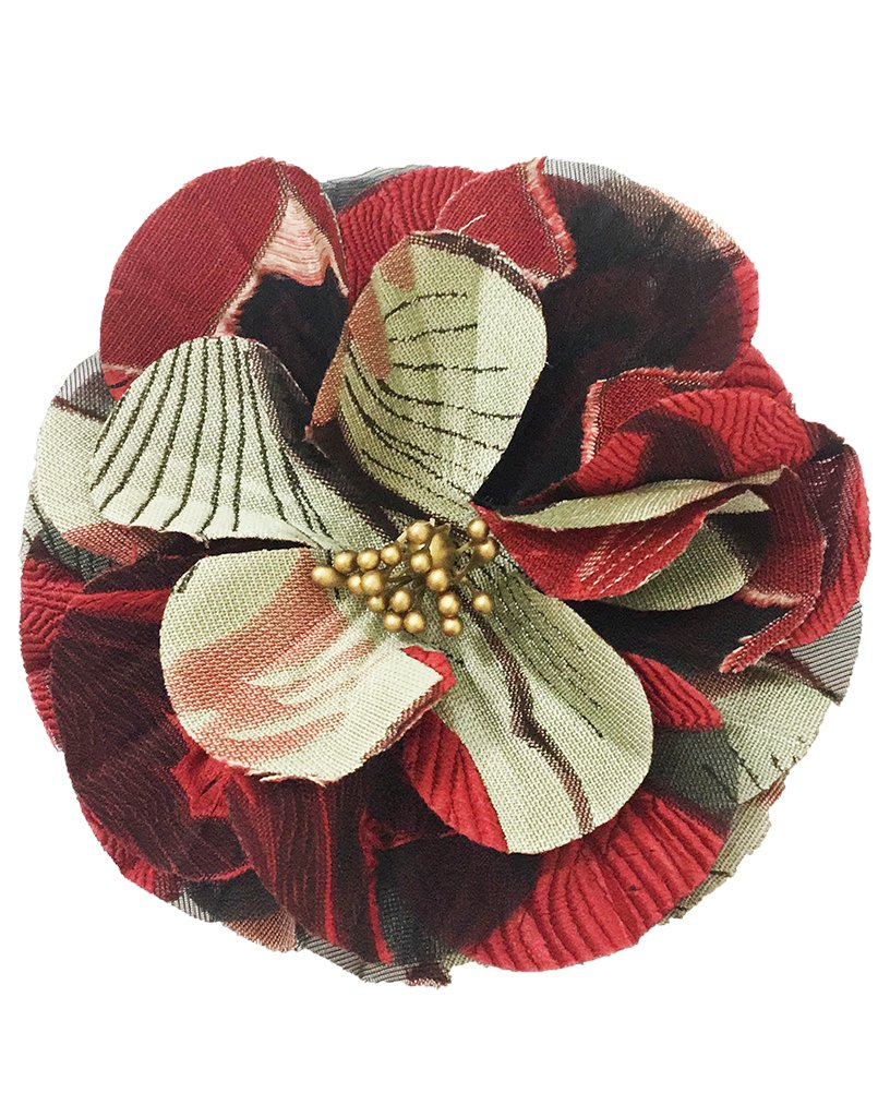 MESTIZA Power Flower Hair Accessory in Magnolia