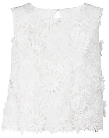 Shimmy Shimmy White Tassel Cocktail Dress