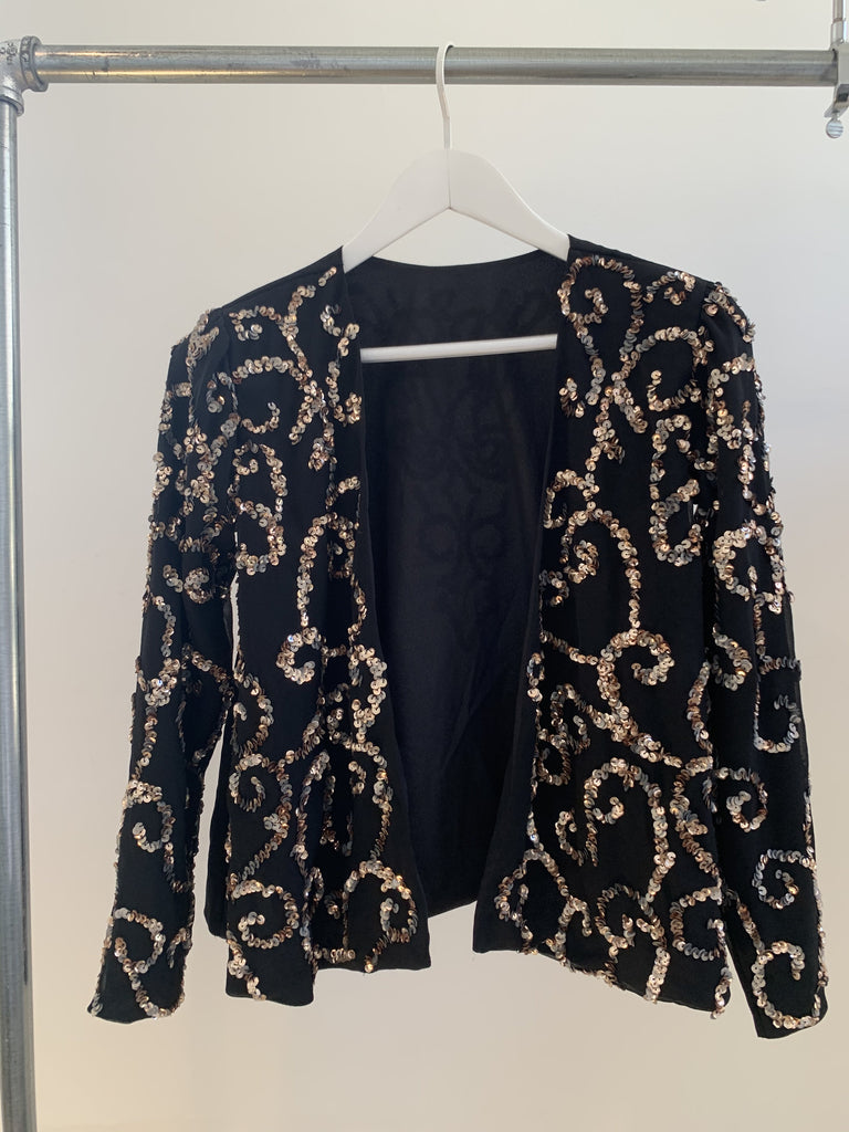 SAMPLE EMBELLISHED JACKET