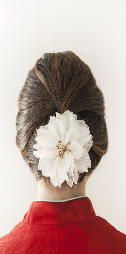 MESTIZA Power Flower Hair Accessory