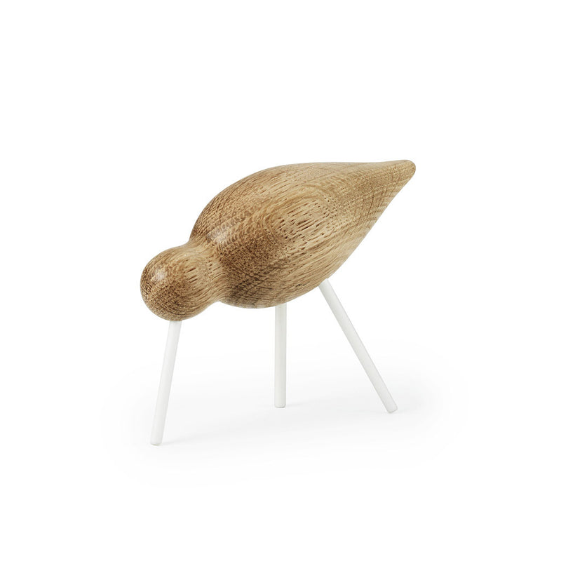 Medium Shorebird in White by Normann Copenhagen - Made Modern - 2