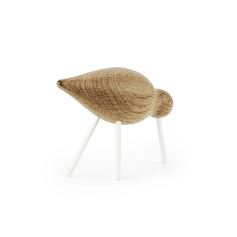 Medium Shorebird in White by Normann Copenhagen - Made Modern - 3