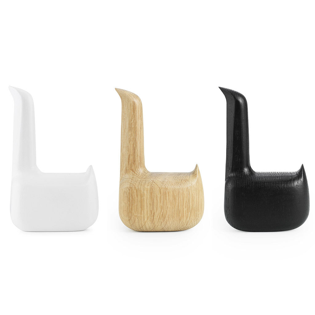 Swan in White by Normann Copenhagen - Made Modern - 5