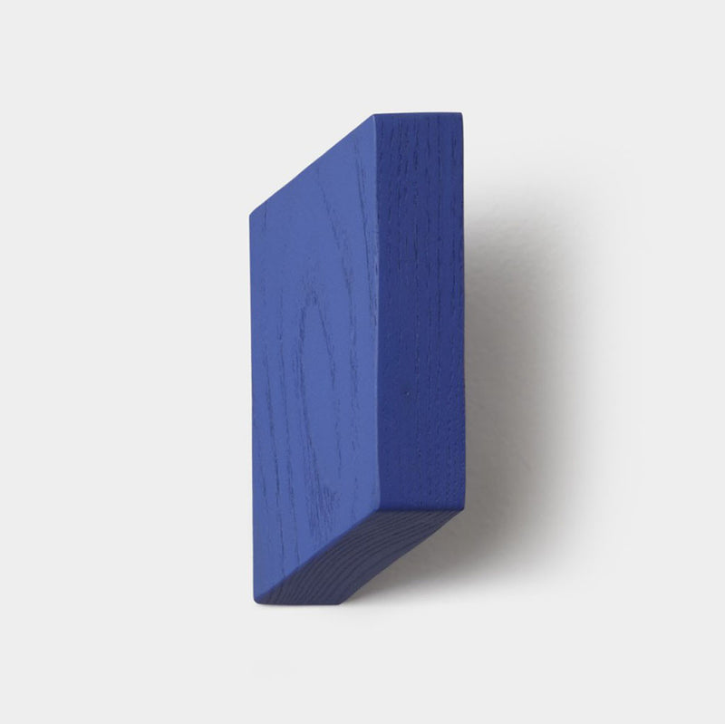 Parallelogram Hook in Blue by Umbra Shift - Made Modern - 2